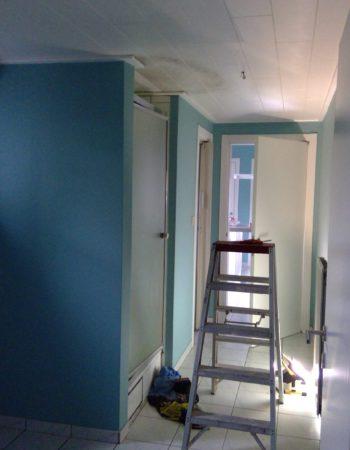 Uit te breken plafond voor gyproc plafond
